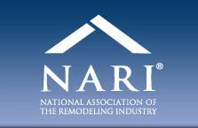 NARI Logo Graphic